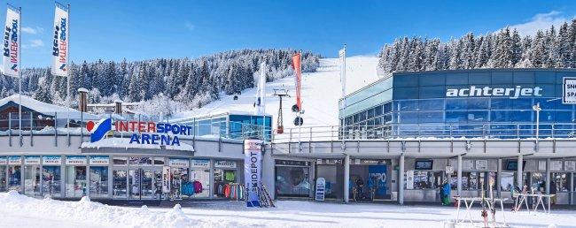 Skiverleih, Sportgeschäft | Sportshop Intersport Arena Flachau